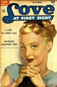 Cover Thumbnail for Love at First Sight (Ace Magazines, 1949 series) #1