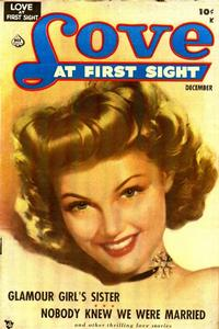 Cover Thumbnail for Love at First Sight (Ace Magazines, 1949 series) #2