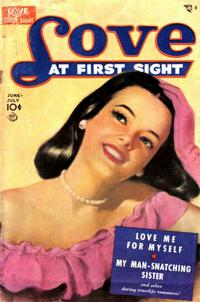 Cover Thumbnail for Love at First Sight (Ace Magazines, 1949 series) #5
