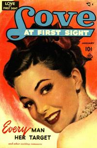 Cover Thumbnail for Love at First Sight (Ace Magazines, 1949 series) #7