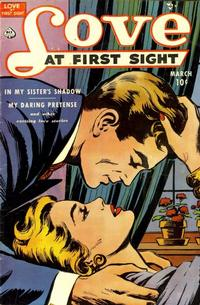 Cover Thumbnail for Love at First Sight (Ace Magazines, 1949 series) #8