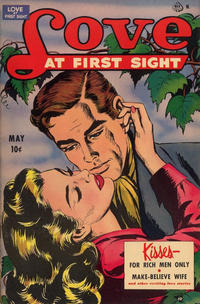 Cover Thumbnail for Love at First Sight (Ace Magazines, 1949 series) #9