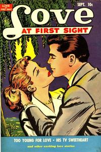 Cover Thumbnail for Love at First Sight (Ace Magazines, 1949 series) #11