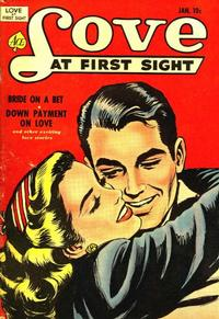 Cover Thumbnail for Love at First Sight (Ace Magazines, 1949 series) #13