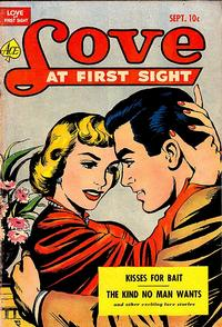 Cover Thumbnail for Love at First Sight (Ace Magazines, 1949 series) #17