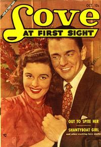 Cover Thumbnail for Love at First Sight (Ace Magazines, 1949 series) #24