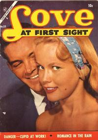 Cover Thumbnail for Love at First Sight (Ace Magazines, 1949 series) #28