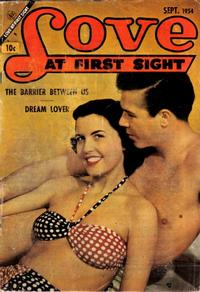 Cover Thumbnail for Love at First Sight (Ace Magazines, 1949 series) #30