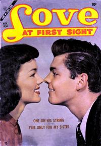 Cover Thumbnail for Love at First Sight (Ace Magazines, 1949 series) #31