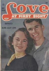 Cover Thumbnail for Love at First Sight (Ace Magazines, 1949 series) #32