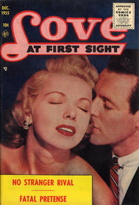 Cover Thumbnail for Love at First Sight (Ace Magazines, 1949 series) #38