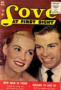 Cover Thumbnail for Love at First Sight (Ace Magazines, 1949 series) #40