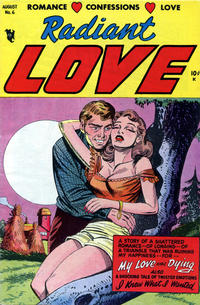 Cover Thumbnail for Radiant Love (Stanley Morse, 1953 series) #6