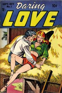 Cover Thumbnail for Daring Love (Stanley Morse, 1953 series) #1