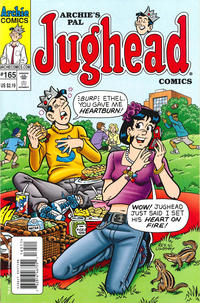 Cover Thumbnail for Archie's Pal Jughead Comics (Archie, 1993 series) #165