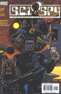 Cover Thumbnail for Sci-Spy (DC, 2002 series) #1