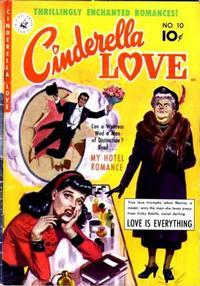 Cover Thumbnail for Cinderella Love (Ziff-Davis, 1950 series) #10 [1]