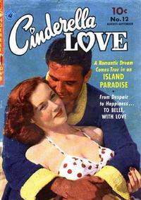Cover Thumbnail for Cinderella Love (Ziff-Davis, 1950 series) #12 [3]
