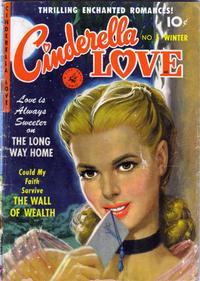 Cover Thumbnail for Cinderella Love (Ziff-Davis, 1950 series) #5