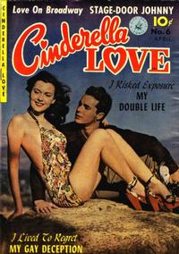 Cover Thumbnail for Cinderella Love (Ziff-Davis, 1950 series) #6