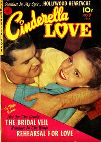 Cover Thumbnail for Cinderella Love (Ziff-Davis, 1950 series) #9