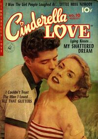 Cover Thumbnail for Cinderella Love (Ziff-Davis, 1950 series) #10
