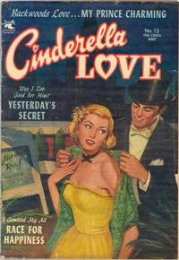 Cover Thumbnail for Cinderella Love (St. John, 1953 series) #13