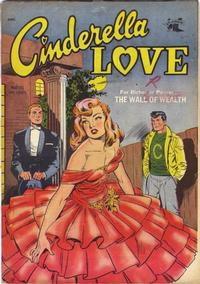 Cover Thumbnail for Cinderella Love (St. John, 1953 series) #15