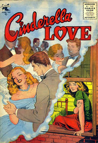 Cover for Cinderella Love (St. John, 1954 series) #28
