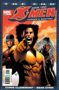 Cover Thumbnail for X-Men: The End - Heroes and Martyrs (Marvel, 2005 series) #1