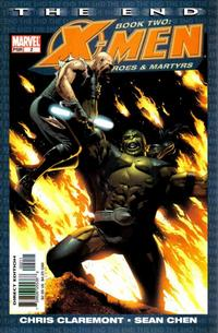Cover Thumbnail for X-Men: The End - Heroes and Martyrs (Marvel, 2005 series) #2