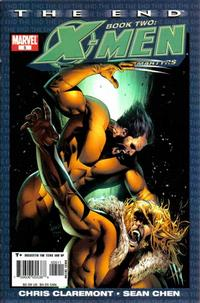 Cover Thumbnail for X-Men: The End - Heroes and Martyrs (Marvel, 2005 series) #5