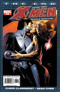 Cover Thumbnail for X-Men: The End - Heroes and Martyrs (Marvel, 2005 series) #6