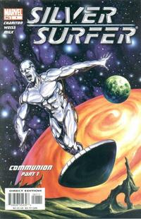 Cover Thumbnail for Silver Surfer (Marvel, 2003 series) #1