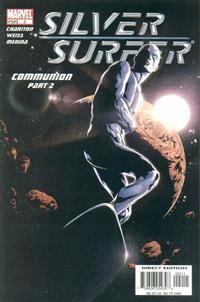 Cover Thumbnail for Silver Surfer (Marvel, 2003 series) #2