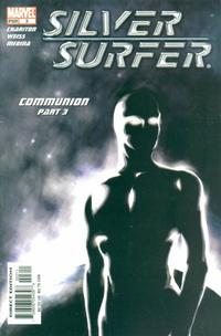 Cover Thumbnail for Silver Surfer (Marvel, 2003 series) #3 [Direct Edition]