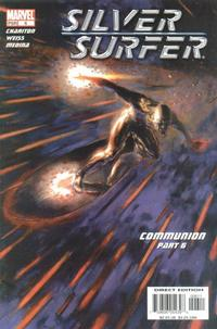 Cover Thumbnail for Silver Surfer (Marvel, 2003 series) #6