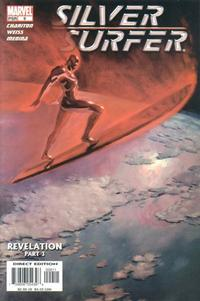 Cover Thumbnail for Silver Surfer (Marvel, 2003 series) #9