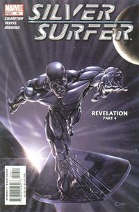 Cover Thumbnail for Silver Surfer (Marvel, 2003 series) #10