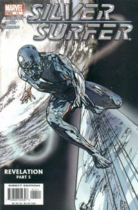 Cover Thumbnail for Silver Surfer (Marvel, 2003 series) #11