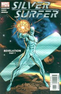 Cover Thumbnail for Silver Surfer (Marvel, 2003 series) #13