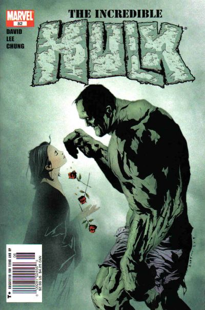 Cover for Incredible Hulk (Marvel, 2000 series) #82 [Direct Edition]