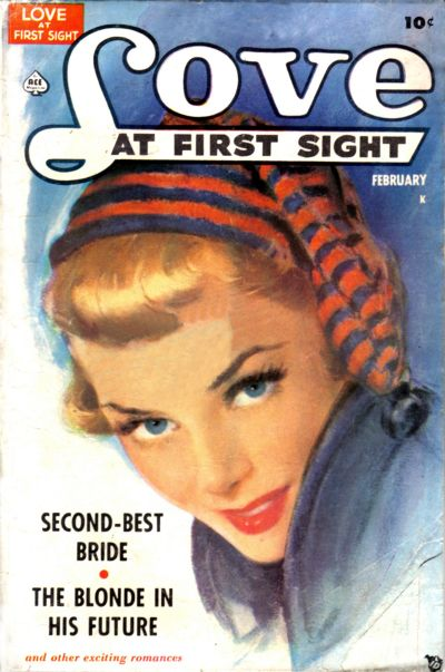 Cover for Love at First Sight (Ace Magazines, 1949 series) #3