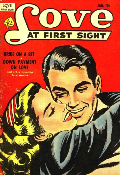 Cover for Love at First Sight (Ace Magazines, 1949 series) #13