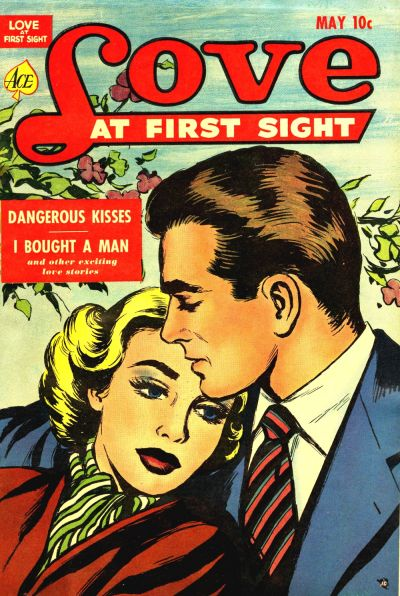 Cover for Love at First Sight (Ace Magazines, 1949 series) #15