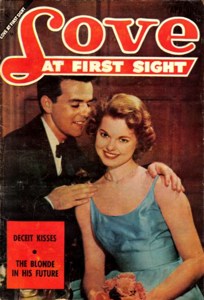 Cover for Love at First Sight (Ace Magazines, 1949 series) #27