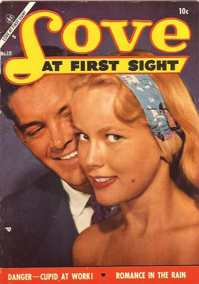 Cover for Love at First Sight (Ace Magazines, 1949 series) #28