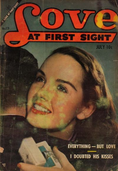Cover for Love at First Sight (Ace Magazines, 1949 series) #29
