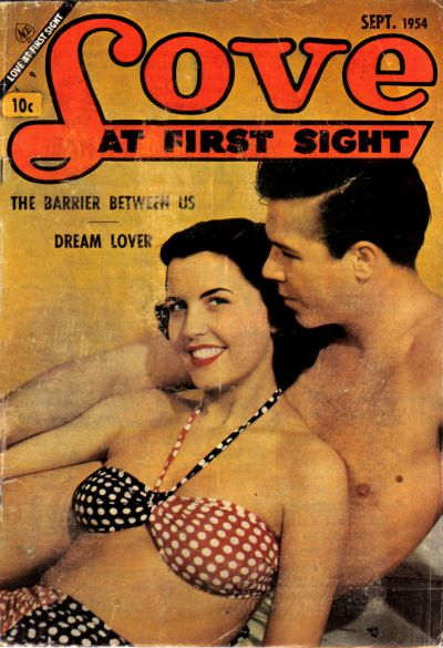 Cover for Love at First Sight (Ace Magazines, 1949 series) #30