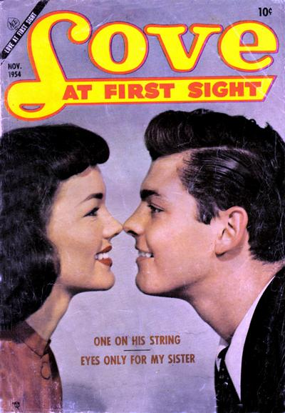 Cover for Love at First Sight (Ace Magazines, 1949 series) #31